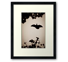 OnePhotoPerDay Series: 267 by L. Framed Print