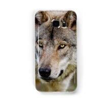 Timberwolf Portrait  Samsung Galaxy Case/Skin