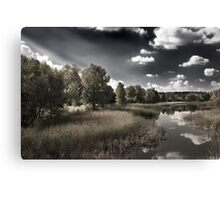 El Paradiso Mio - Breath Canvas Print