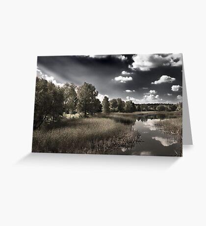 El Paradiso Mio - Breath Greeting Card
