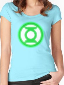 In the Brightest Day Women's Fitted Scoop T-Shirt