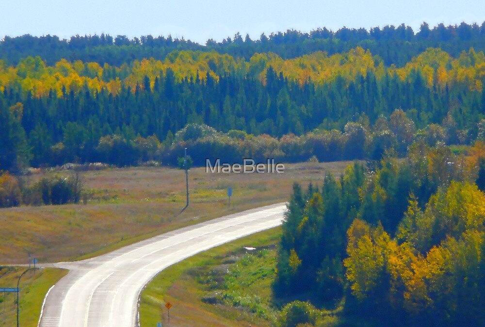 Autumn Around The Corner by MaeBelle