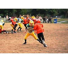 Field Action Photographic Print