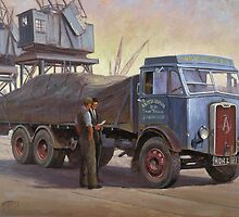 Atkinson L type 1939 by Mike Jeffries