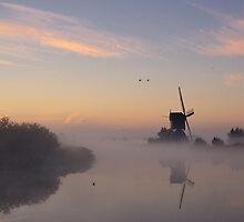 A dutch morning by solaner
