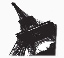 Eiffel Tower by texasgirl