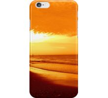 Golden Sunrise-Early Dawn     ^ iPhone Case/Skin