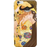Stoick and Valka's Kiss iPhone Case/Skin