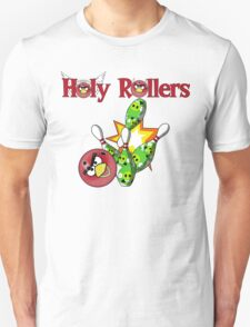 Holly roller Bowling T-Shirt