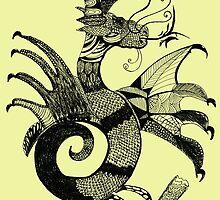 The Dragon by Phasmida