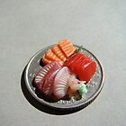 sashimi by jessica hlavac