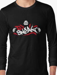 Dj Sneak House Gangster Long Sleeve T-Shirt
