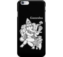Dancing Ganesha iPhone Case/Skin