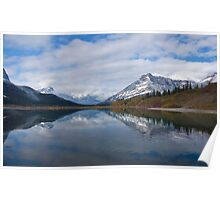 Lac Des Arc, Canmore, Alberta, Canada Poster