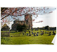 St Mary & St Hardulph, Breedon on the Hill Poster