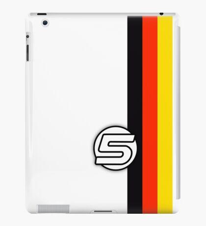 Vettel iPad Case/Skin
