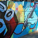 Write me a mural by Ali Brown