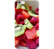 Sliced Fruit iPhone Case/Skin