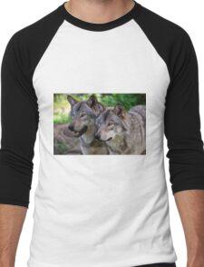 Forest Guardians  Men's Baseball ¾ T-Shirt