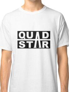Shokugeki no Soma - Quad Star (Black) Classic T-Shirt