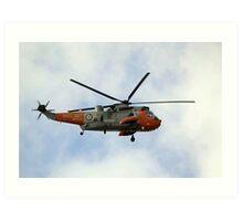 SAR Royal Navy Art Print