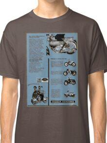 Jawa Advert (1960's) Classic T-Shirt
