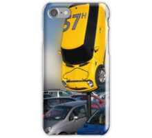 ...how to solve parking problems.... iPhone Case/Skin