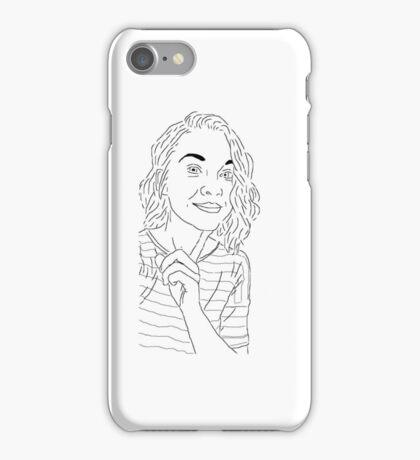 Ingrid Nilsen iPhone Case/Skin