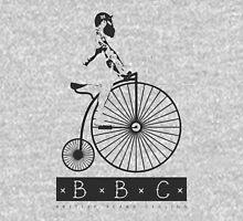 British Beard Cycling Unisex T-Shirt
