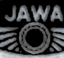 Jawa Badge! Sticker