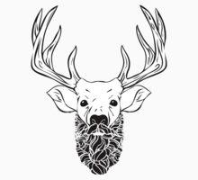 Deer Beard by BeardGifts