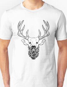 Deer Beard Unisex T-Shirt