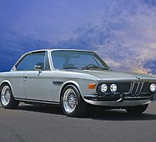 1973 BMW 3.0 CSL by DaveKoontz