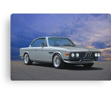 1973 BMW 3.0 CSL Canvas Print