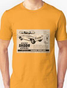 Skoda Advert.... T-Shirt