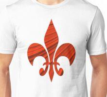 Renaissance Red Unisex T-Shirt
