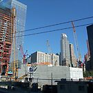 Ground Zero, NYC September 11, 2010 by RonnieGinnever