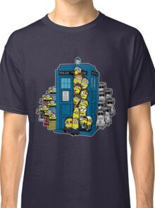 Behind You Doc Minion Classic T-Shirt