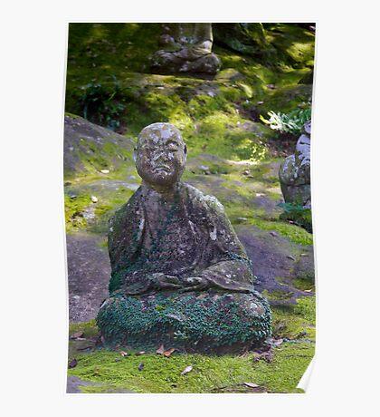 Stone Buddha 02 Poster