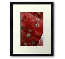 Wee Delights © Vicki Ferrari Photography Framed Print