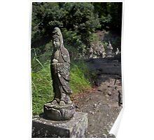Stone Statue 01 Poster