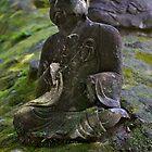 Stone Buddha 07 by Elvis Diéguez