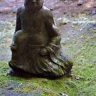 Stone Buddha 08 by Elvis Diéguez