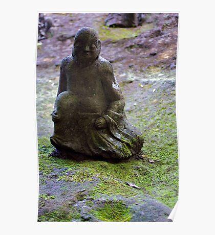 Stone Buddha 08 Poster