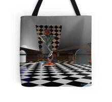 chess martini Tote Bag
