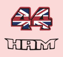44 Brit flag HAM  Kids Clothes