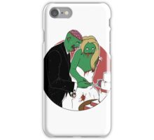 Zombie Wedding iPhone Case/Skin