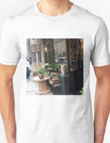 The Flower Shop in Flinders Lane, Melbourne Vic Australia Unisex T-Shirt