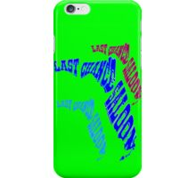 Florida iPhone Case/Skin