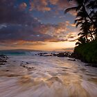 Pa'ako golden surge by Ken Wright